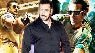 Salman Khan To Shoot For WANTED 2 Before Dabangg 3