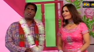 Best Of Amanat Chan Stage Drama Full Funny Comedy Clip