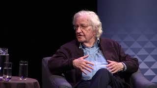 The Haury Conversation - Noam Chomsky Talks With Toni Massaro