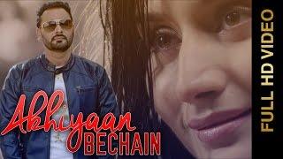Akhiyan Bechain Full Video official Song Nachattar Gill  2015 Rv