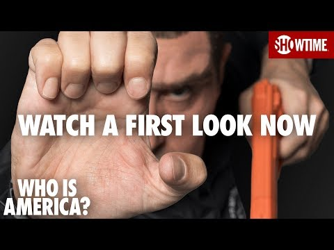 Xxx Mp4 Who Is America 2018 First Look Sacha Baron Cohen SHOWTIME Series 3gp Sex