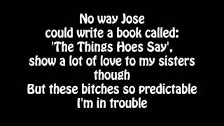 J. Cole- Trouble Lyrics