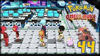 Pokémon Rubí Omega [Episodio Delta] - Cap.44 ¡Un plan alternativo!
