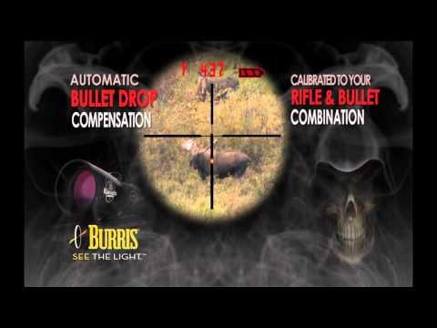 Burris Eliminator Best Scope Ever Made
