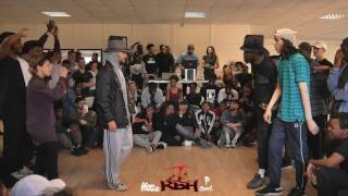 Battle RBH 2017 // 1000% Laura & Dimension vs Street Flow