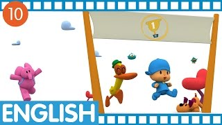 Pocoyo in English - Session 10 Ep. 37-40