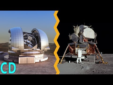Why can t we see the Apollo lunar landers on the Moon from Earth