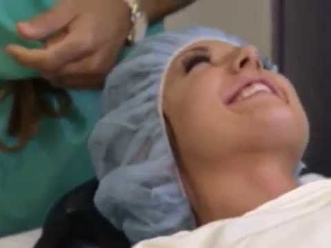 Getting teased while going under anesthesia