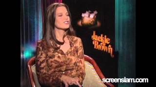JACKIE BROWN: Bridget Fonda Exclusive Interview