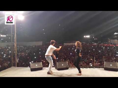 Xxx Mp4 निशा जी और खेसारी लाल यादव हॉट डांस। ओठलाली से रोटी बोर के। Kheari Lal Yadav Hit Stage Show 2017 3gp Sex