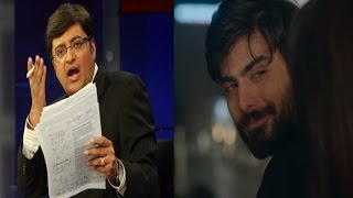 Arnab Goswami's Take On Boycotting Pakistani Stars