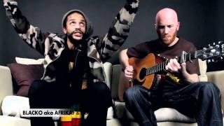 Blacko aka Afrikaf & Kubix