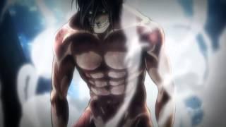 Prima trasformazione di Eren (L'attacco dei giganti) DOPPIATO IN ITALIANO ORIGINALE