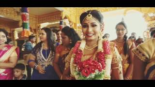 Kumar & Ranjini - Wedding Film Montage | En Jeevan (Theri)