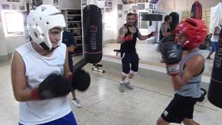 Bradley Berlotti vs Jaid Agius