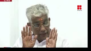 സംസ്ഥാനസര്ക്കാറിനെതിരെ രൂക്ഷവിമര്ശനവുമായി ജി സുകുമാരന് നായര്_Reporter Live
