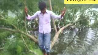 bangladeshi songs 2016  Village's polapan performance very very funny na dekhle miss korben 3