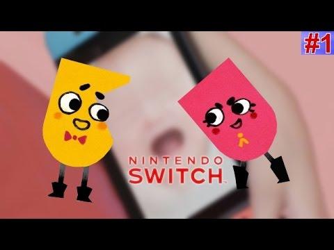 ألعاب نينتندو سويتش الحلقة 1