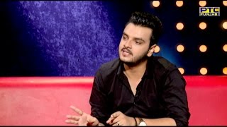 Anadi Mishra In First Look | Interview | PTC Punjabi