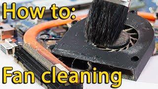 Toshiba Satellite C660 disassembly and fan cleaning, как разобрать и почистить ноутбук