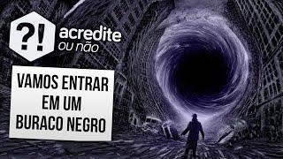 O QUE EXISTE DO OUTRO LADO DE UM BURACO NEGRO
