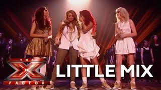 Little Mix's X Factor Journey | The X Factor UK