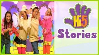 Hi-5 Stories |  Sheepy Sheep Farm & More Stories for Kids - Hi5 Sharing Stories Season 12