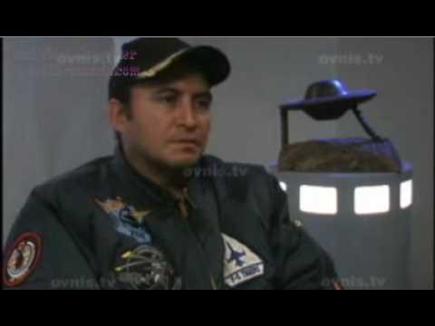 fuerza aerea boliviana intercepta un ovni