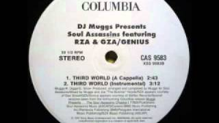 DJ Muggs - Third World (Instrumental)