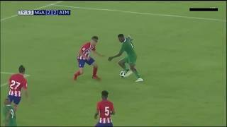 MAGICAL DRIBBLING BY YOUNG NIGERIAN