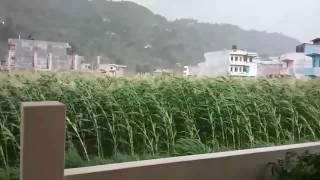 Nepal 25 may 2017(syangja waling bhumre 9) huri batas chaleko abastha