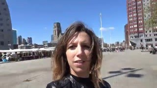 City trip Pays Bas -  La Haye et Rotterdam