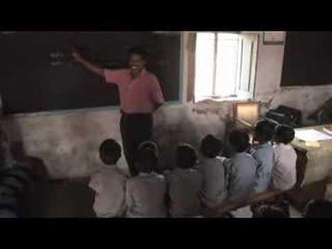 Tamil village school