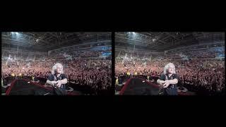 Selfie Stick Video  3D  Liverpool, England [November 28, 2017] Queen + Adam Lambert