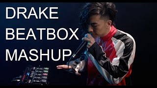 DRAKE BEATBOX MASHUP - ONE DANCE/WORK/I'M ON ONE (KRNFX)