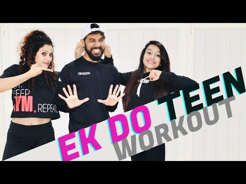 Xxx Mp4 Ek Do Teen Baaghi 2 Zumba Dance Bollywood Dance Workout Choreography Fitness Dance 3gp Sex
