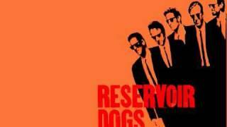 Ronald Jonker sings Little green Bag from Reservoir Dogs