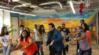 Govinda dances in dance classes 2017 !!