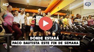 Paco Bautista | Cuerpos Perfectos TV HD #beCPTV