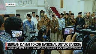 Seruan Damai Tokoh Nasional Untuk Bangsa