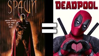 24 Reasons Spawn & Deadpool Are The Same Movie