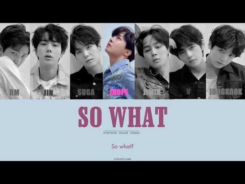 Xxx Mp4 VIETSUB SO WHAT BTS 방탄소년단 Love Yourself TEAR 3gp Sex