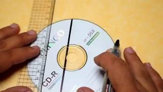 Life hacks with cd..