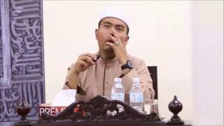 Kawal Nafsu Ibarat Kawal Kuda Liar Di Hutan - Dr Izhar Ariff 2016