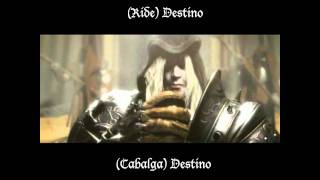 Rhapsody Of Fire - Knightrider of Doom (Subtitulos)