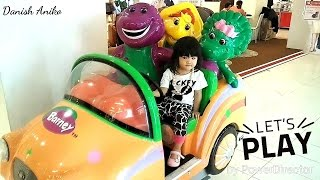 The Wheels On The Bus | Super Simple Songs | Barney and Friends Wheels on the Bus