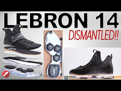 A Look Inside the DISMANTLED Nike Lebron 14! - Playit.Pk- Download Videos  and MP3s