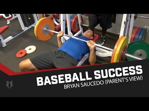 Bryan Saucedo . Canadian National Junior Baseball Team
