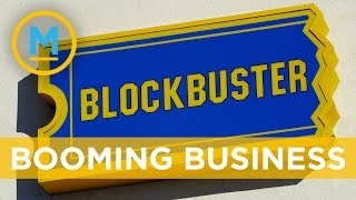 The last remaining Blockbuster store isn't going anywhere anytime soon | Your Morning