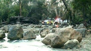 INSIDE LOOK: Santa Barbara Debris Flow Response